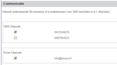 SMS Email vb 2
